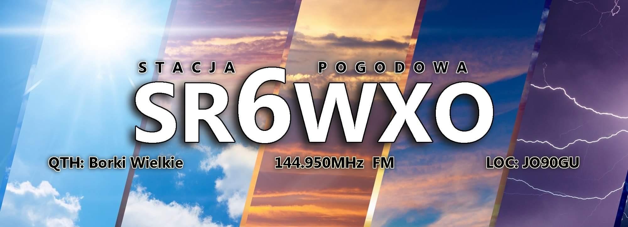 Stacja Pogodowa SR6WXO